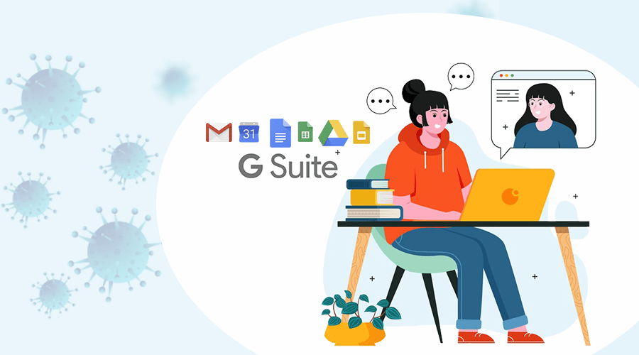 How G Suite is helping companies during Covid19?